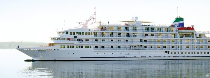 Great Lakes Cruise Company ship