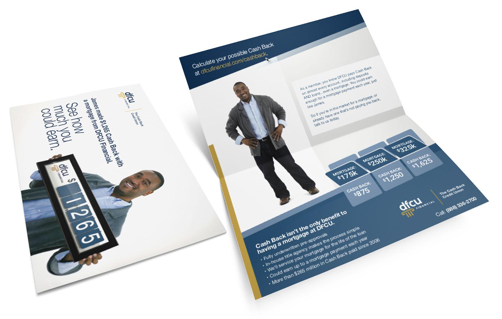 DFCU Creative Campaign Brochure