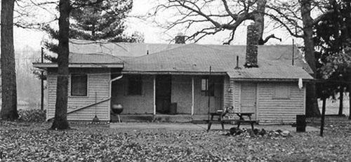 Camp Woodbury old lodge