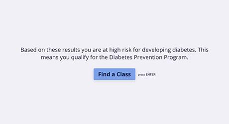 NKFM Risk Test Find-a-class
