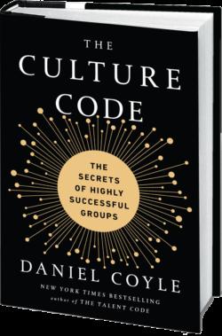 The Culture Code book
